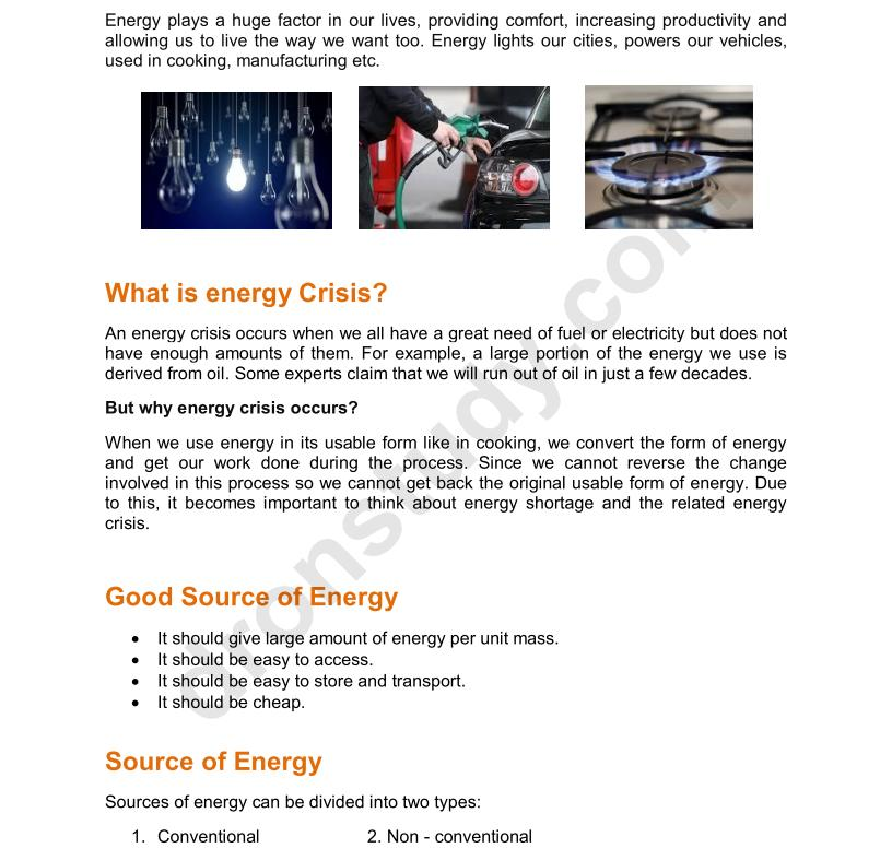 grade 9 electricity notes The concept of electricity arises from an observation of nature we observe a force between objects, that, like gravity, acts at a distance the source of this force has been given the name charge a very noticeable thing about electric force is that it is large, far greater than the force of gravity unlike gravity, however , there are.