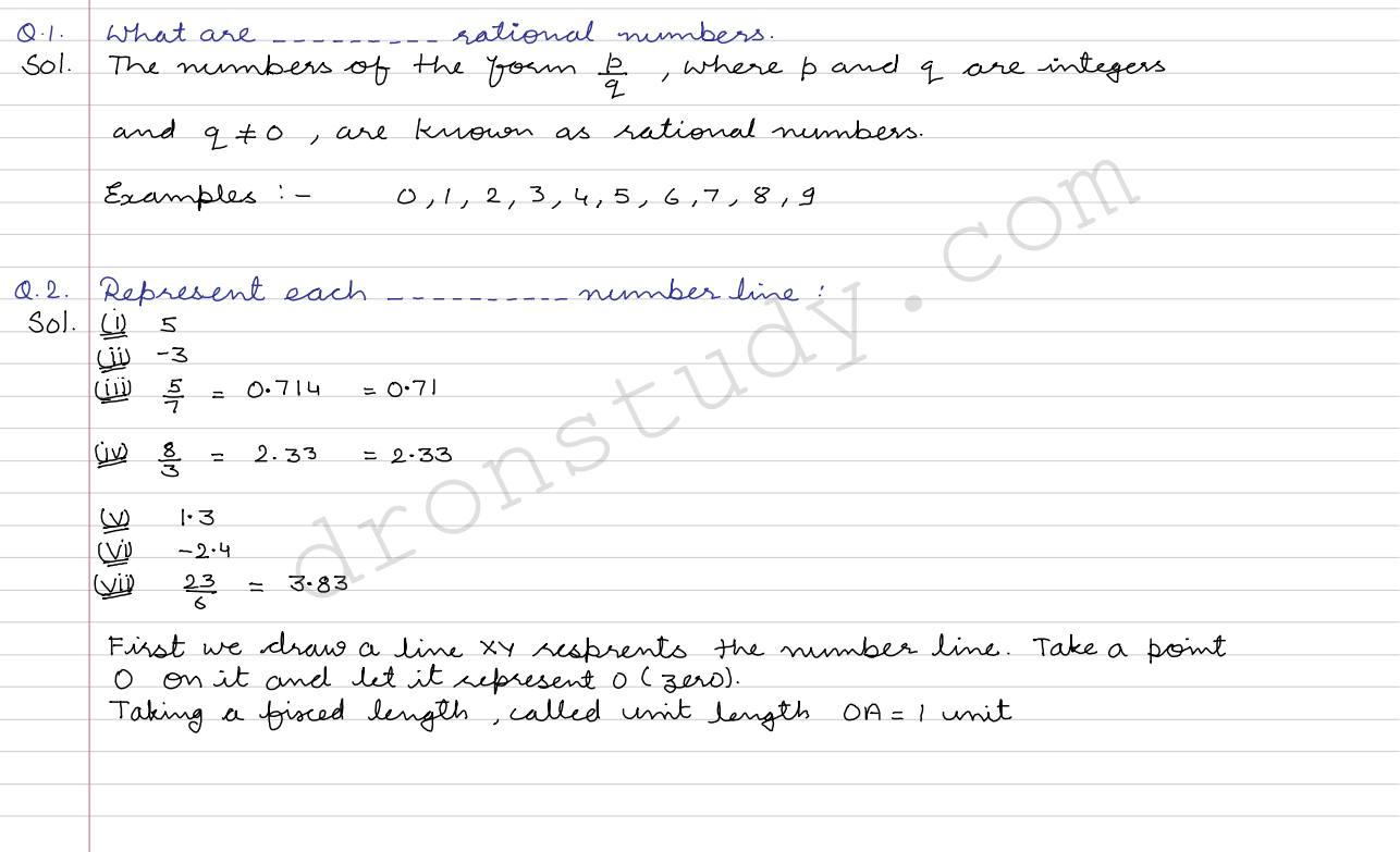 Rs aggarwal class 9 maths book pdf free download