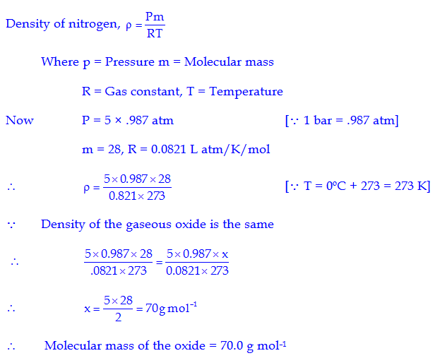 what is the relationship between air temperature and its density