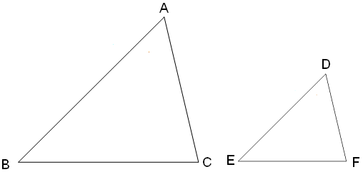 Image result for similar triangles