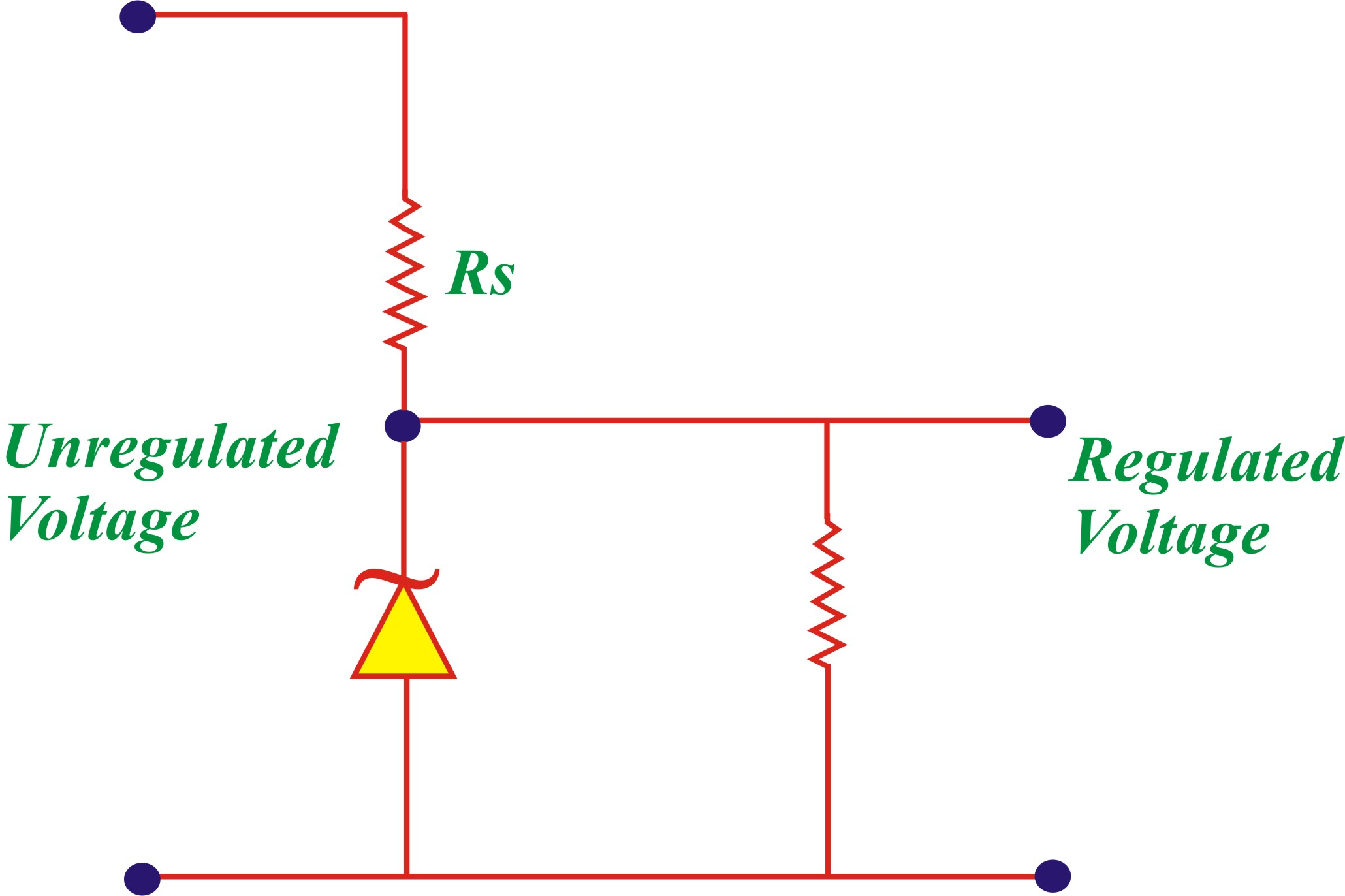 Pn Junction Previous Years Questions Circuit Diagram Zener Diode Characteristics 1
