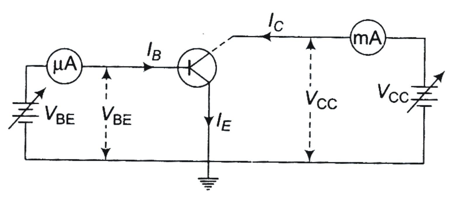 Transistor Previous Years Questions Common Base Amplifier 11