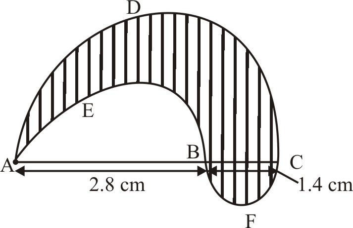 Area Related To Circles Previous Years Questions Dronstudy