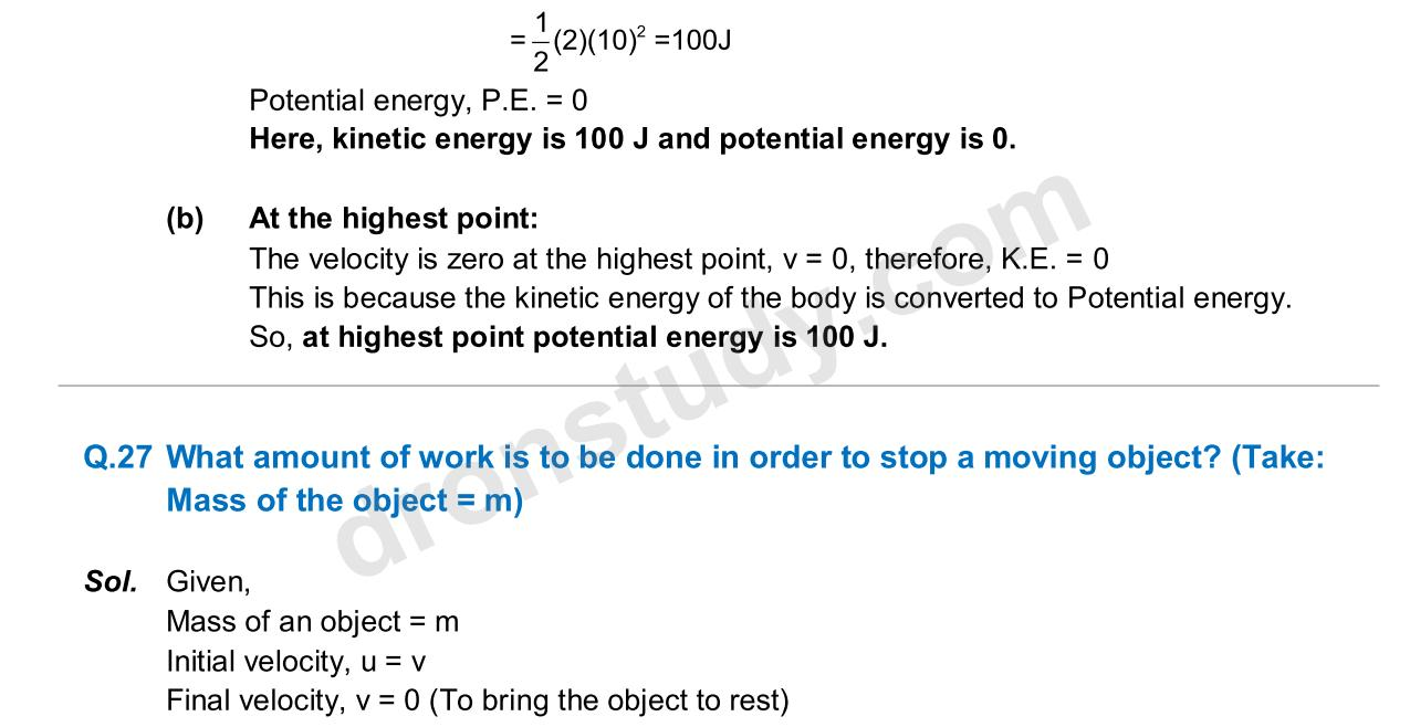 important question work and energy_77