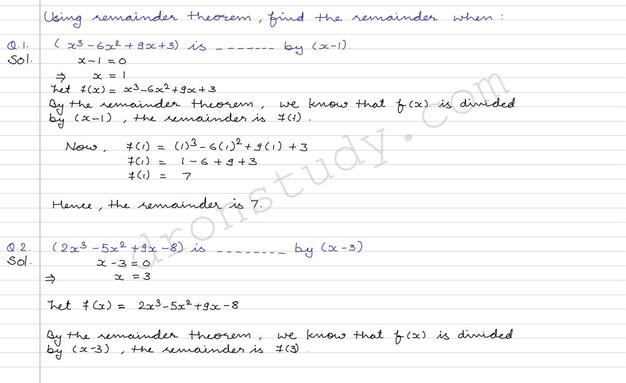 Solutions pdf 9 aggarwal class rs