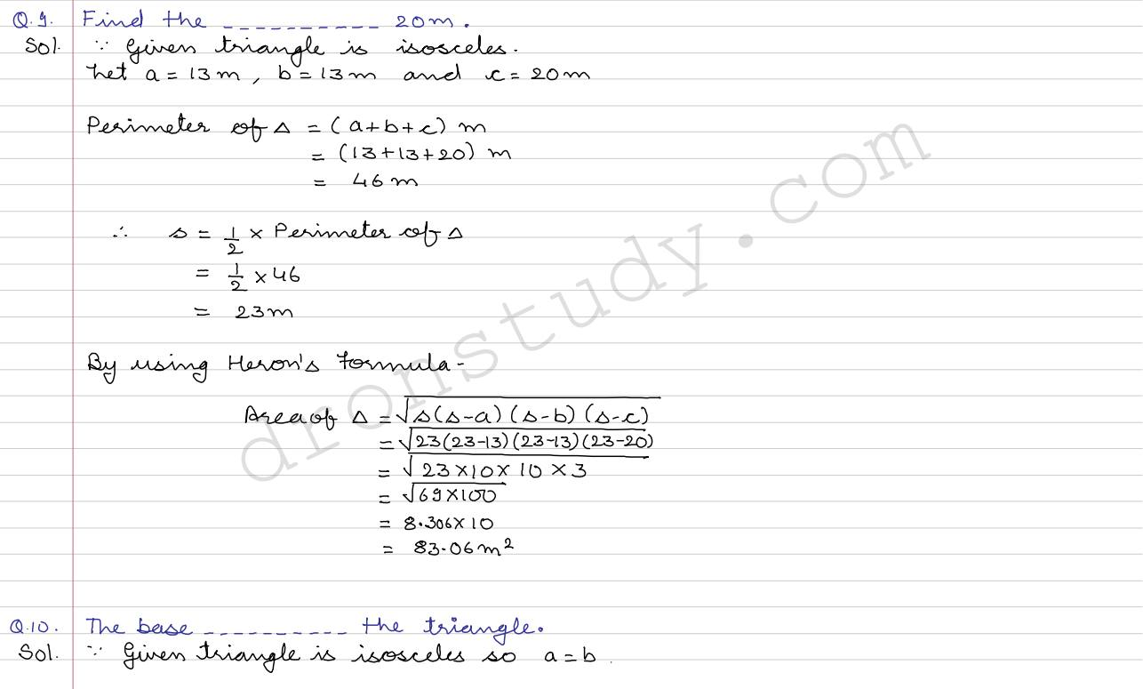 Rs Aggarwal Maths Book Class 8 Solutions Cbse