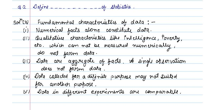 solution of exercise _14A statistics of class 9th by jiendra_02