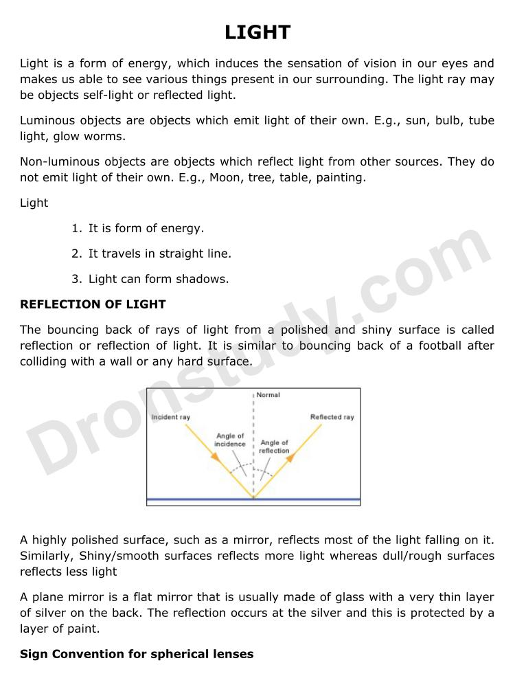 Class Xii Physics Notes Pdf