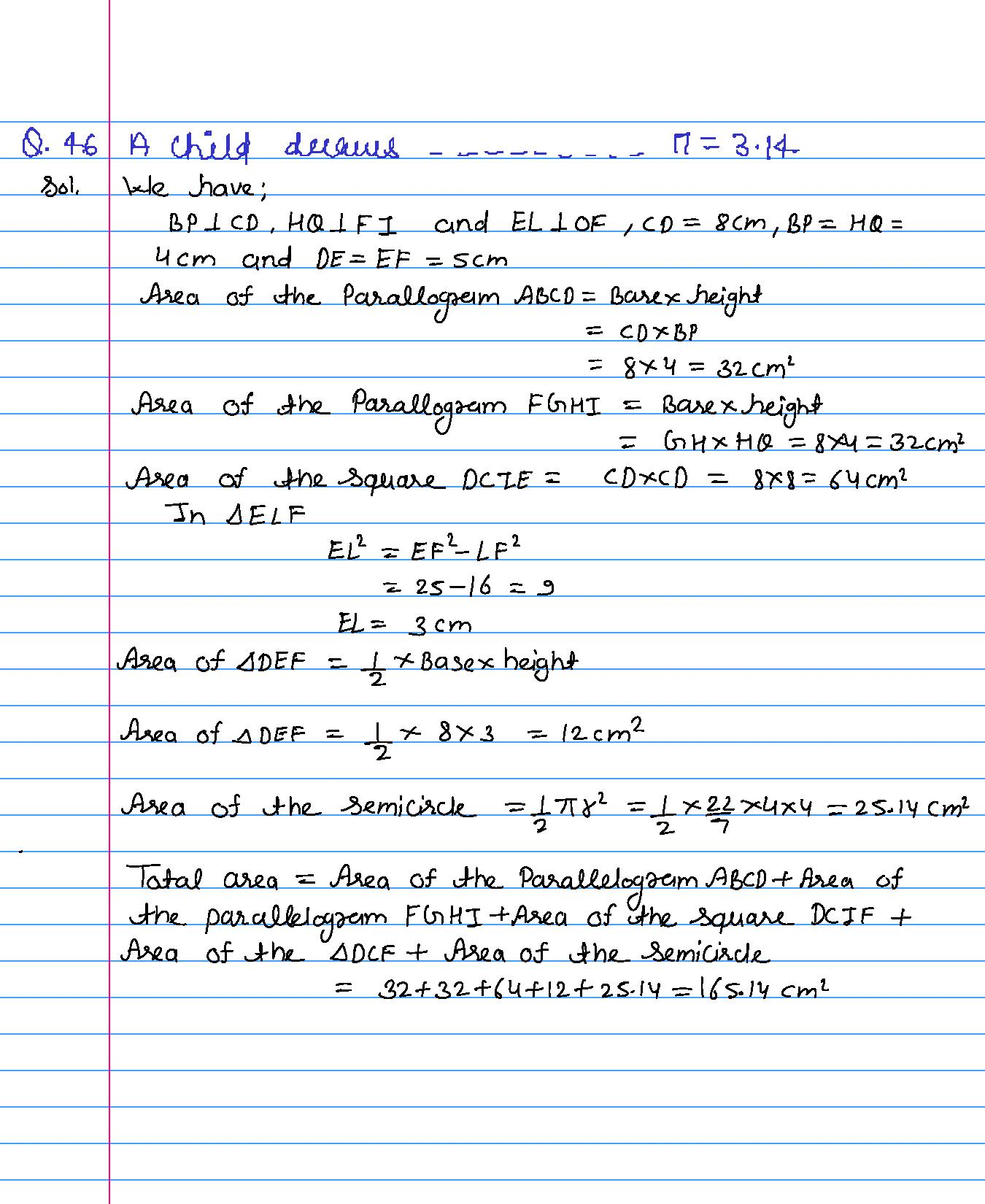 surface areas and volume class9th-page-047